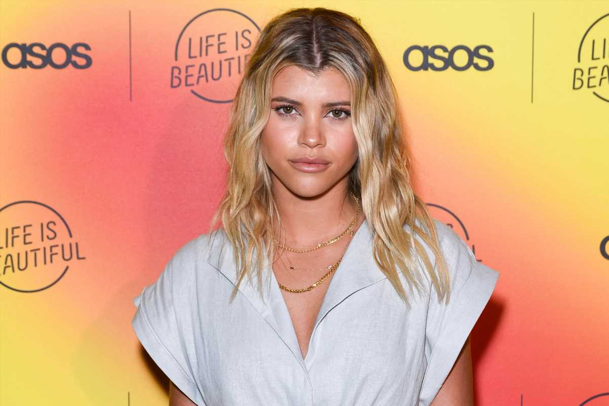 Sofia Richie models rare 17-year-old bikini worth $1,295