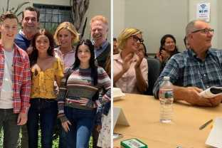 "The ""Modern Family"" Cast Shared Emotional Photos And Captions From Their First Day Of The Final Season"