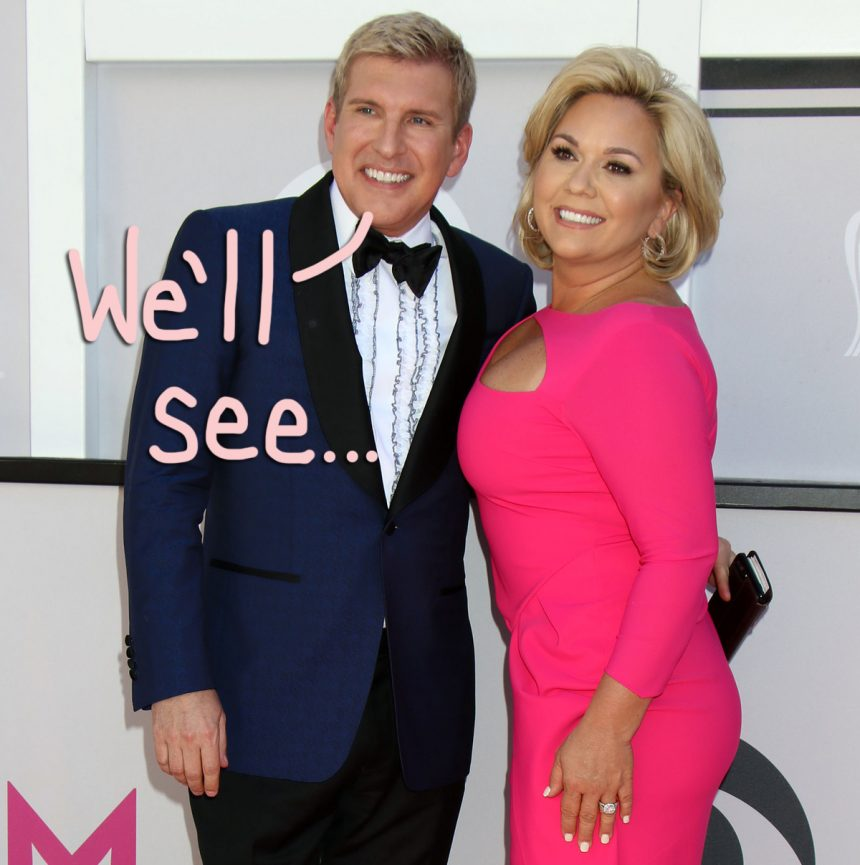 Todd Chrisley's Estranged Daughter Is Reportedly Up For Reconciliation On One MAJOR Condition…