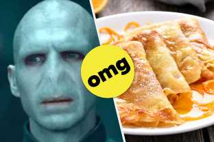 "Which ""Harry Potter"" Character Are You Based On Your Food Preferences?"