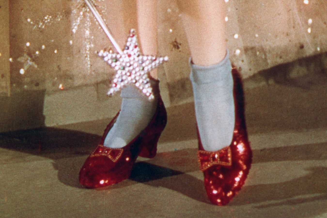 How The Wizard of Oz ruby slippers became the ultimate Hollywood symbol