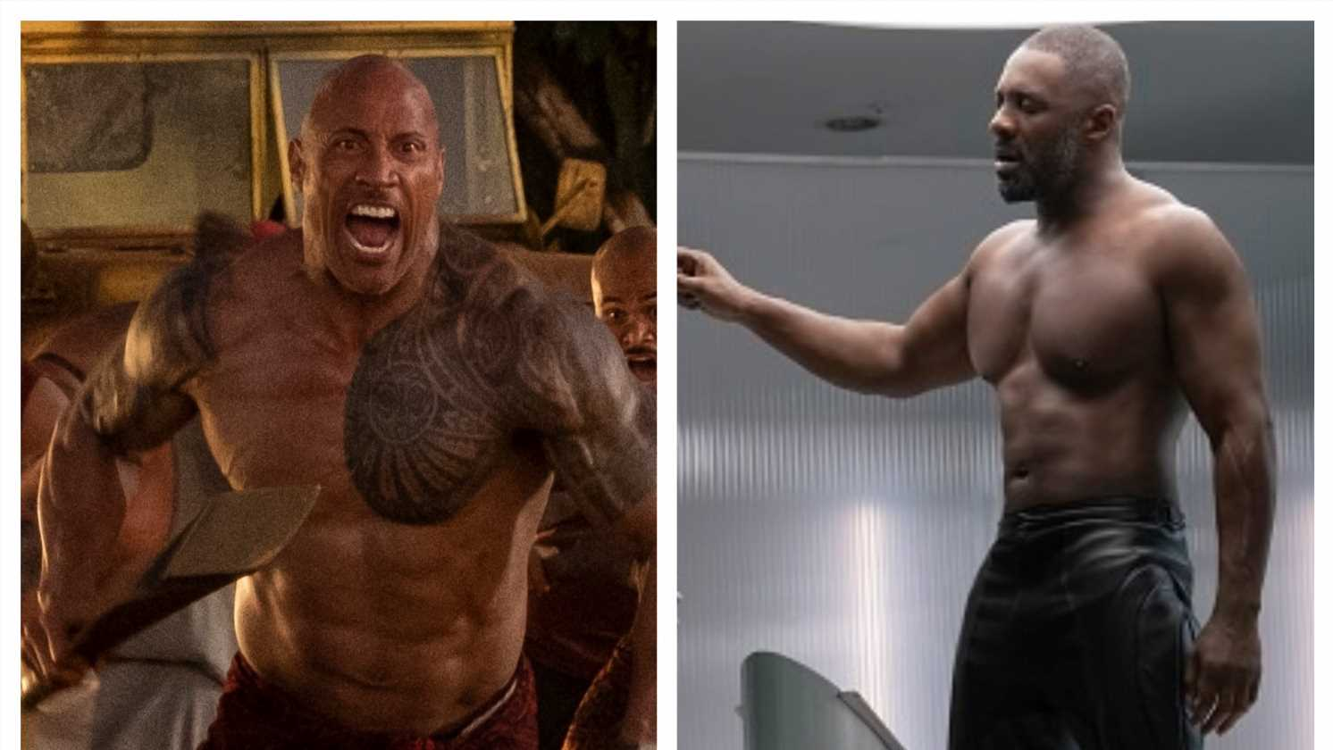 The Rock and Idris Elba's biggest 'Hobbs & Shaw' battle: Who is really Sexiest Man Alive?