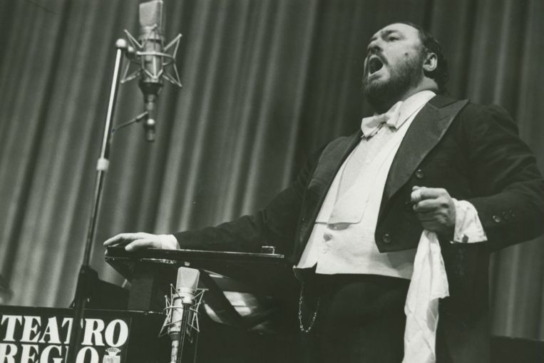 Pavarotti documentary celebrates his talent