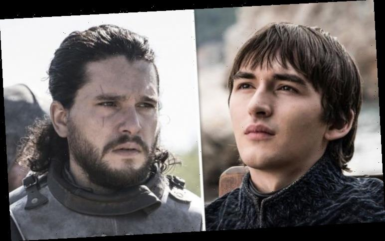 Game of Thrones: How Jon Snow and Bran Stark were locked in a bitter feud in cut scene