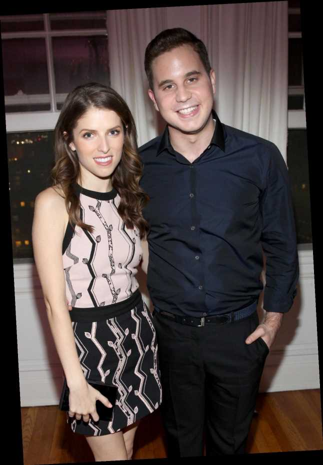 Anna Kendrick & Ben Platt's Reunion Includes A 'Pitch Perfect' Throwback