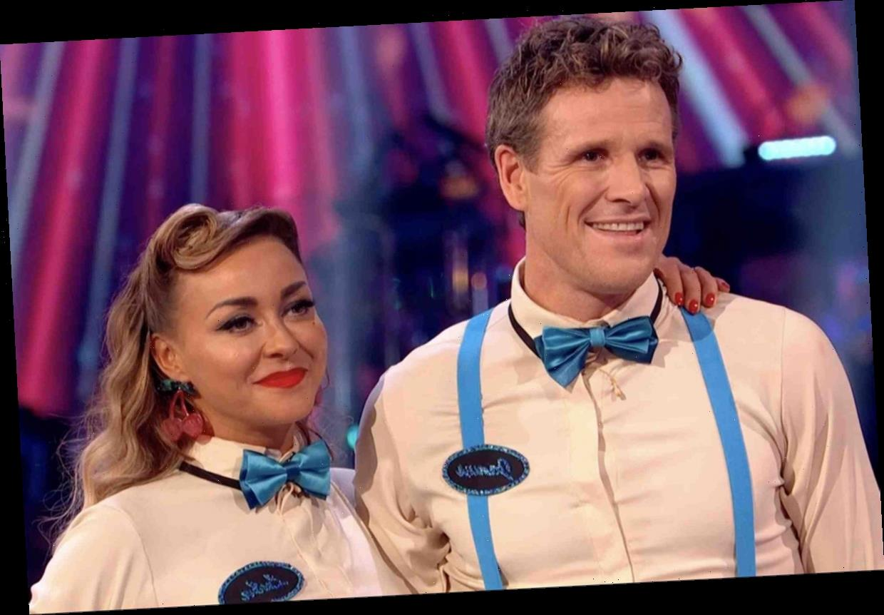 Who left Strictly tonight? James Cracknell first celeb eliminated after dance-off with David James