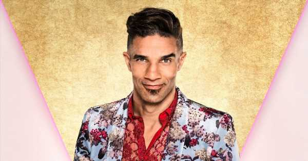 Strictly's David James is favourite for first elimination ahead of live BBC show