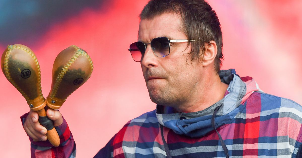 Liam Gallagher says he thinks 'magic mushrooms could stop knife crime'