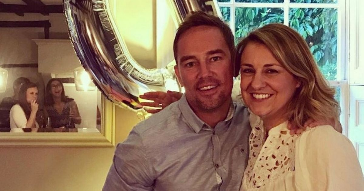 Simon Thomas admits he missed vital signs that his late wife had leukaemia