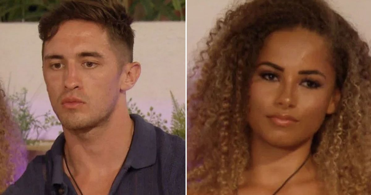 Love Island's Greg O'Shea slated after 'dumping Amber by text'