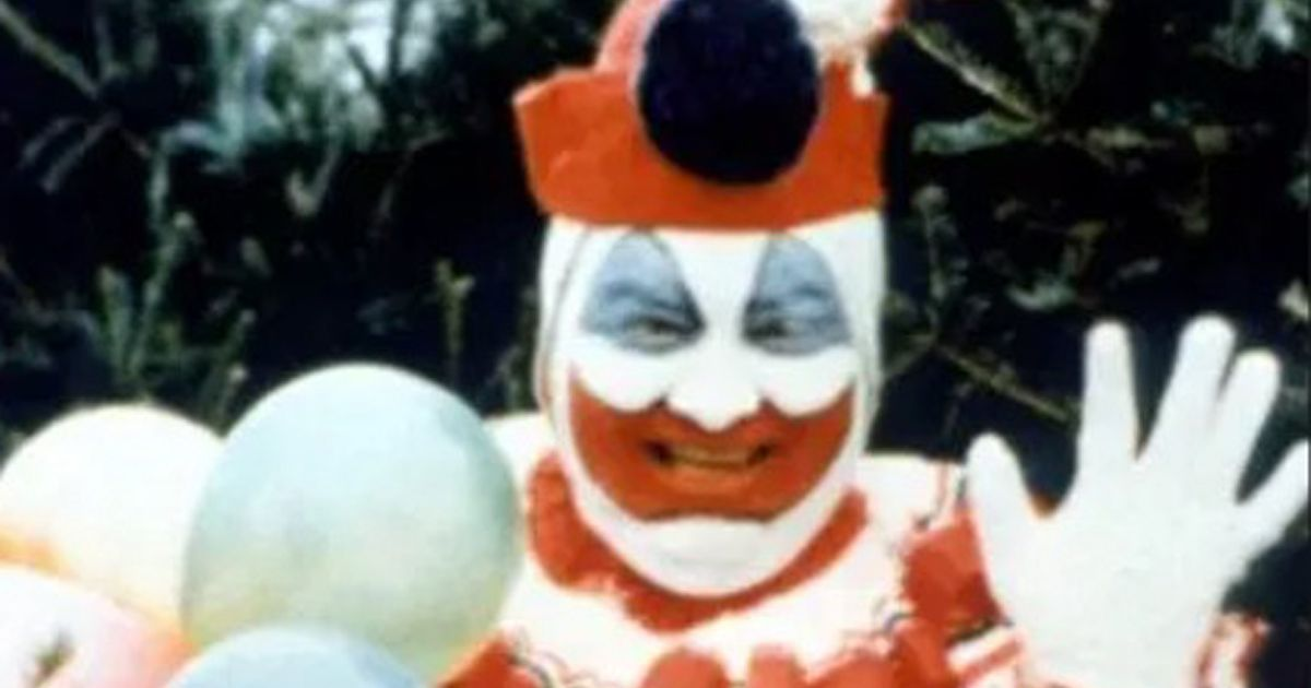 Inside the life of the killer clown who murdered 33 before Stephen King wrote It