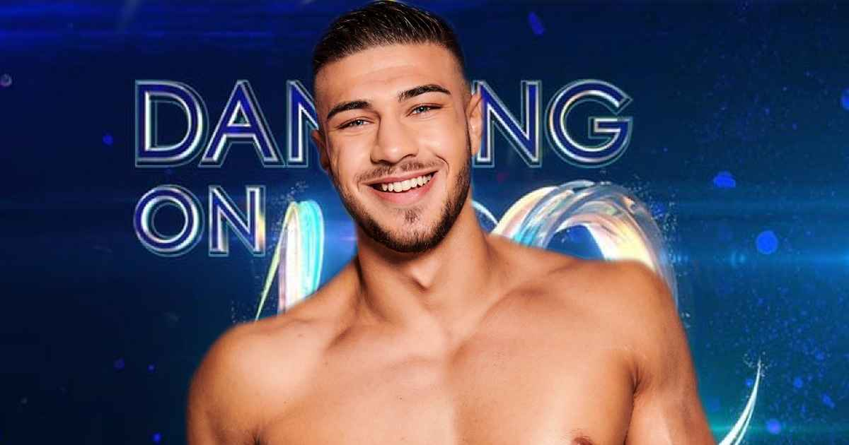 Love Island's Tommy Fury 'in talks to star on Dancing On Ice' days after Amber Gill 'signs up'