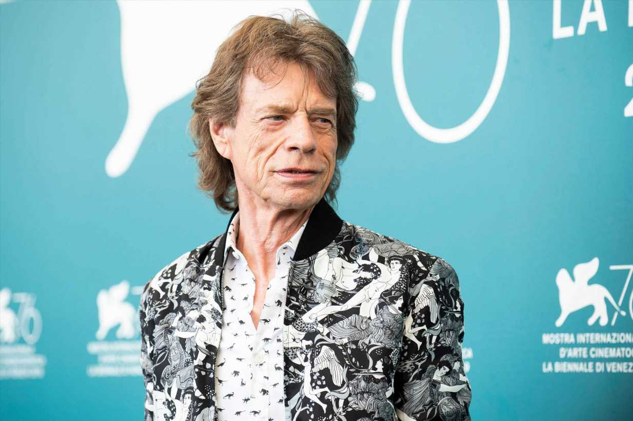 Mick Jagger Condemns Trump Administration's Climate Change Stance