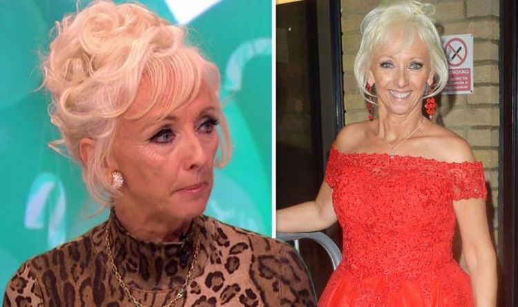 Debbie McGee: 'You wouldn't know' Paul Daniels' widow opens up on weight gain