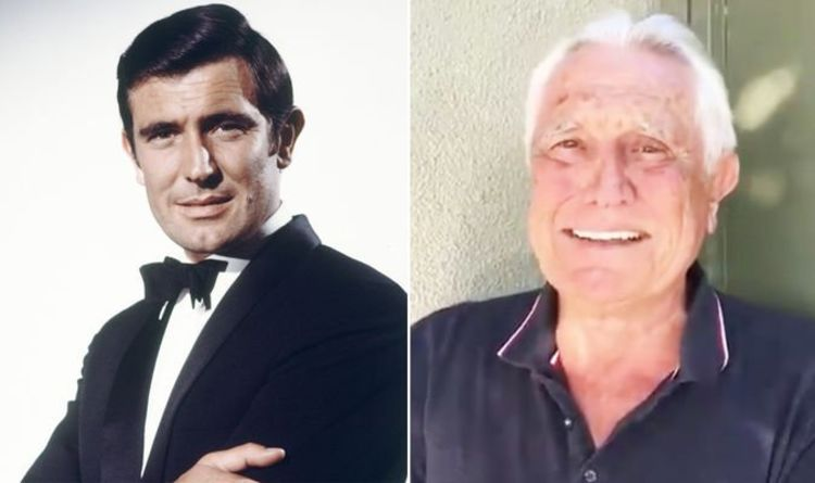 James Bond: George Lazenby at 80 – On Her Majesty's Secret Service star thanks fans WATCH