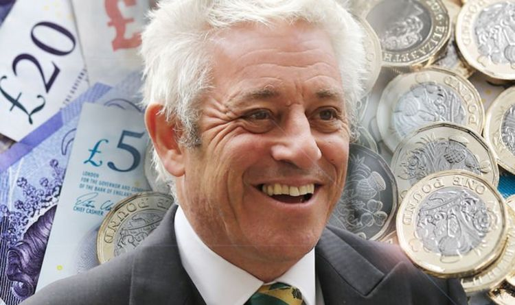 John Bercow net worth: The staggering fortune Remainer speaker accrued in parliament