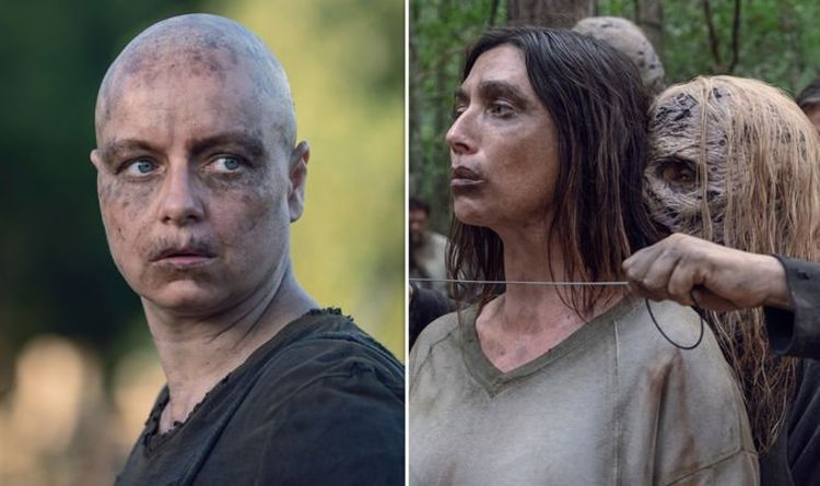 The Walking Dead season 10: The Whisperers 'defeated' in Commonwealth twist