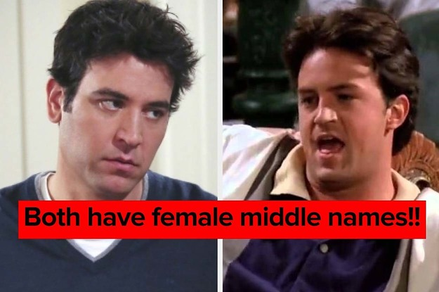 "18 Ways ""How I Met Your Mother Is Exactly The Same As ""Friends"""