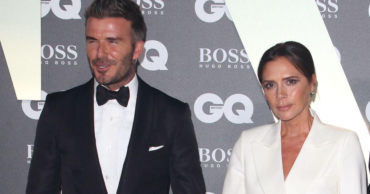 Victoria Beckham admits she feared for marriage to David