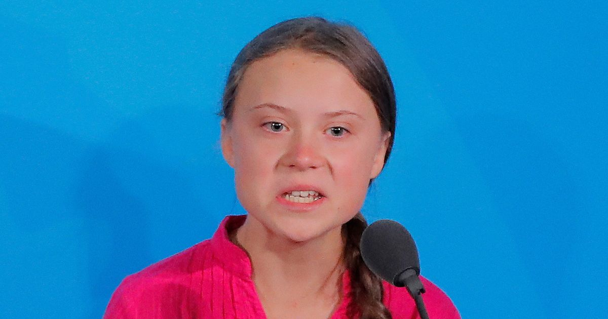 Piers Morgan 'uncomfortably' criticises 'damaged and unstable' Greta Thunberg