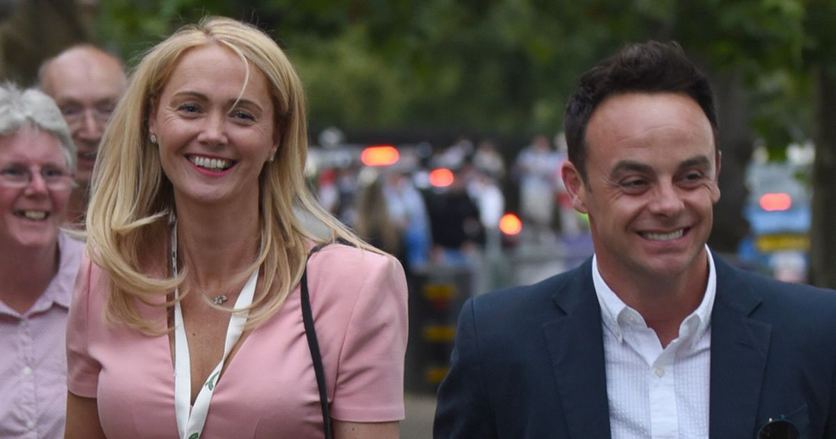 Ant McPartlin and Anne-Marie Corbett's controversial love story in his own words