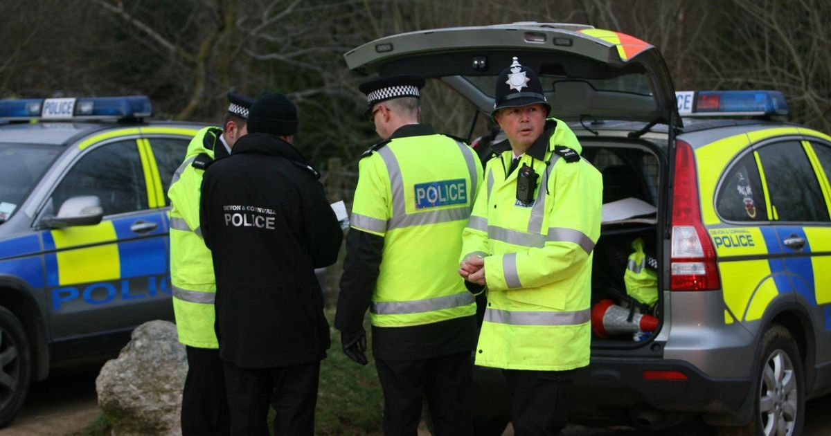 Police launch urgent search after 999 calls about 'object falling from the sky'