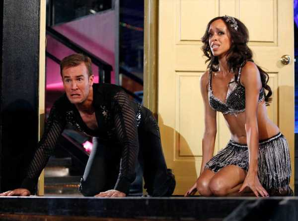 Remember When James Van Der Beek Went On 'DWTS' On 'Don't Trust The B?'
