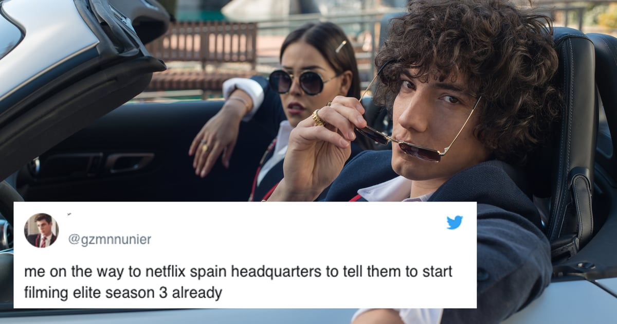 27 Hilarious Thoughts People Had About the Drama, Deceit, and Dirty Deeds in Elite Season 2