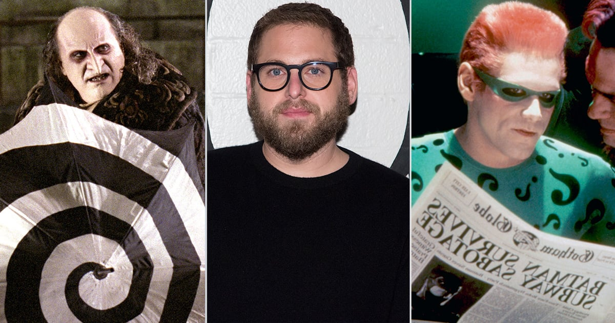 The Batman: Jonah Hill Is in Talks to Play the Riddler (or Penguin!), and We're Intrigued