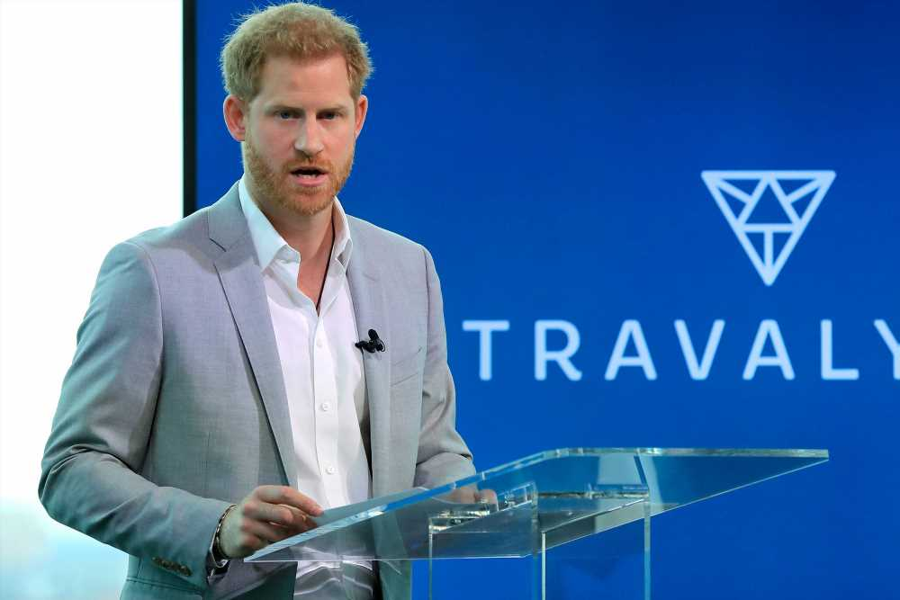 After private jet criticism, Prince Harry launches eco-friendly travel project