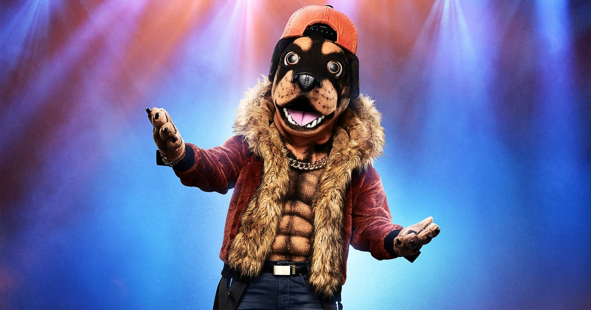 Let's Break Down the Biggest Clues About The Masked Singer's Frontrunner, the Rottweiler