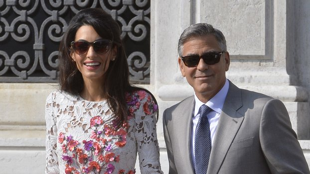 Amal Clooney's Post-Wedding Dress Was Even Better Than Her Gown