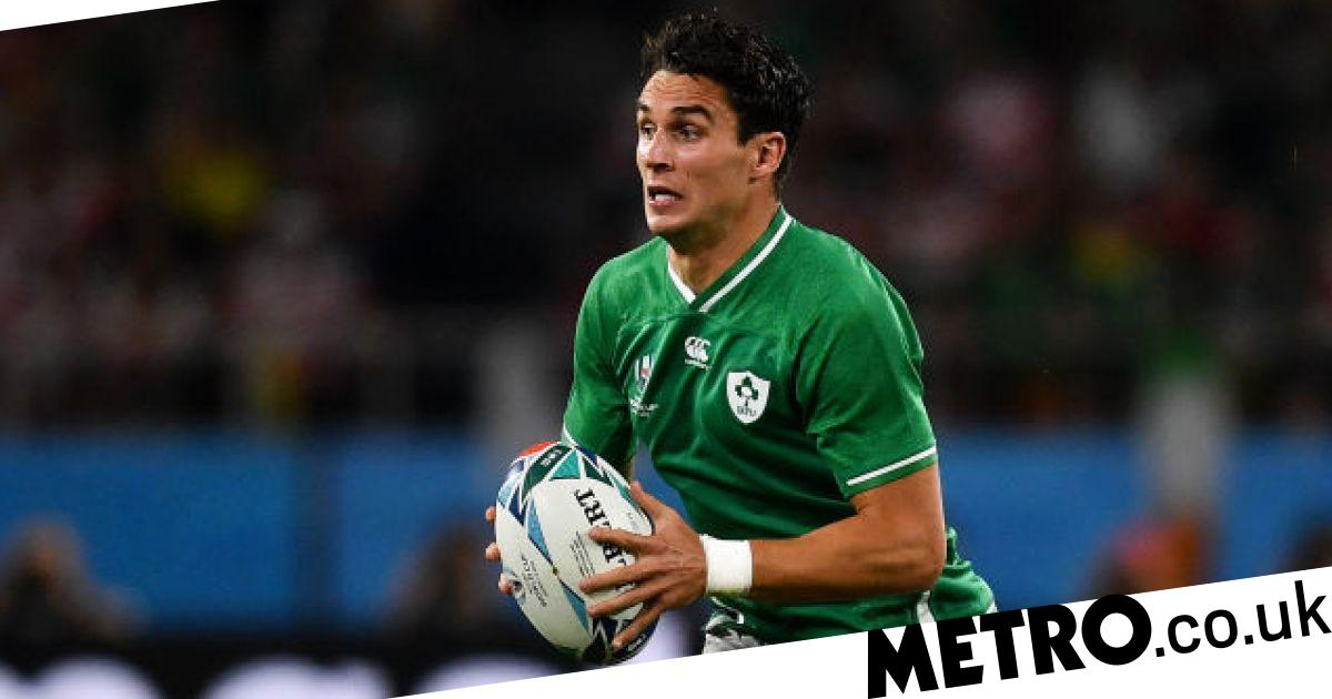 Joey Carbery speaks out on kicking for touch at the end of Ireland's defeat