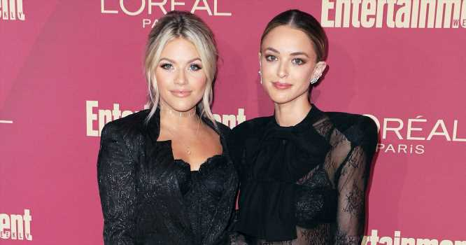 'She's the Best!' Kaitlynn Carter Supports Witney at 'DWTS' Post-Split
