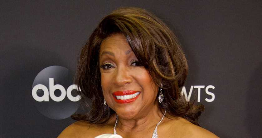Mary Wilson Reacts to 'DWTS' Elimination: 'Unfortunately, It Had to Be Me'