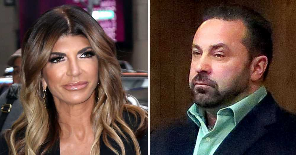 RHONJ's Teresa Giudice Visits Mom's Grave Before Joe's Court Hearing