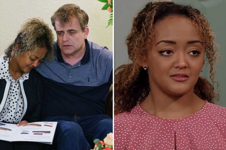 Coronation Street spoiler: Emma collapses sparking fears she's inherited illness from granddad Jim McDonald