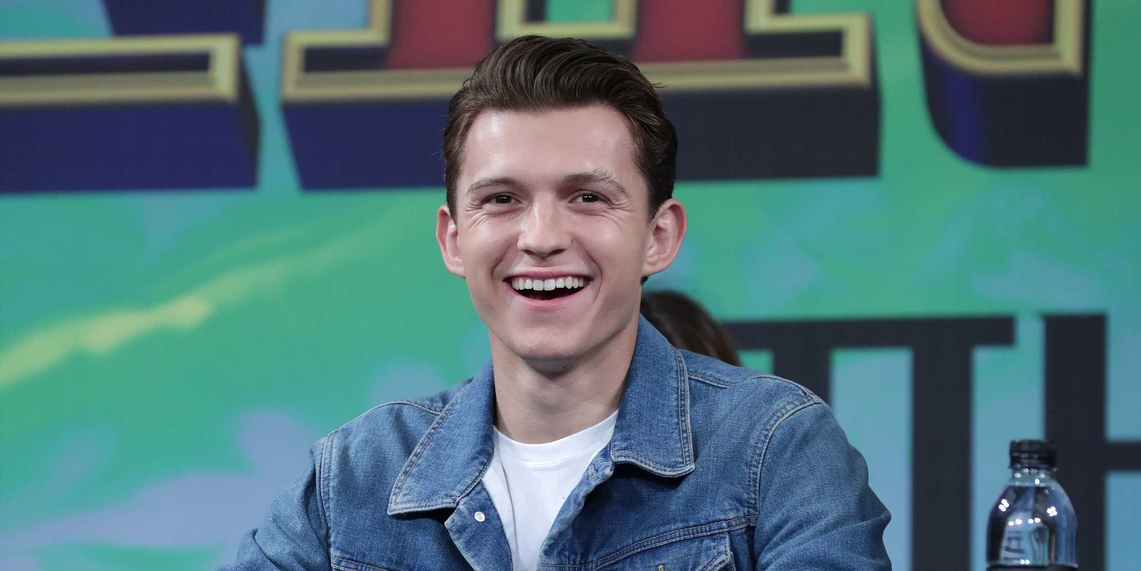 Tom Holland Thinks Spider-Man Could Be Gay 'One Day'