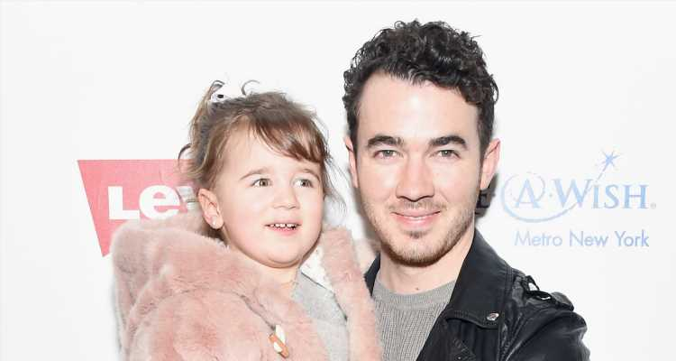 Kevin Jonas' Daughter Alena Is Starting Kindergarten!