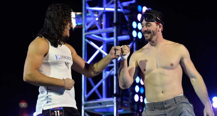 'American Ninja Warrior' Winner Takes Home $1 Million Prize!
