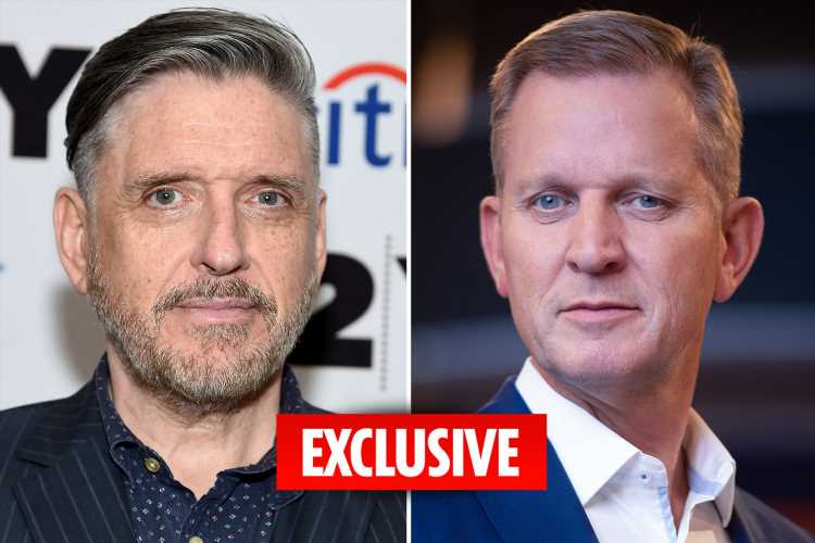 US chat show host Craig Ferguson lined-up to fill void left by The Jeremy Kyle Show – The Sun