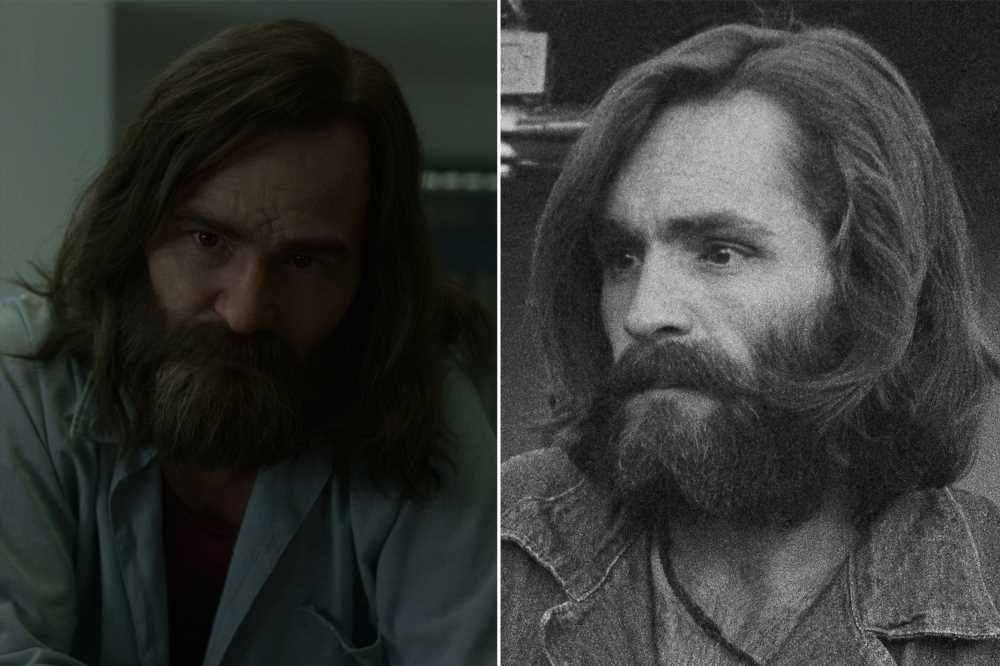 This actor played Charles Manson twice — but looks nothing like him