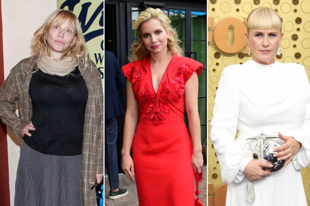 Courtney Love wants Patricia Arquette's stylist fired for Emmys Sackler bag