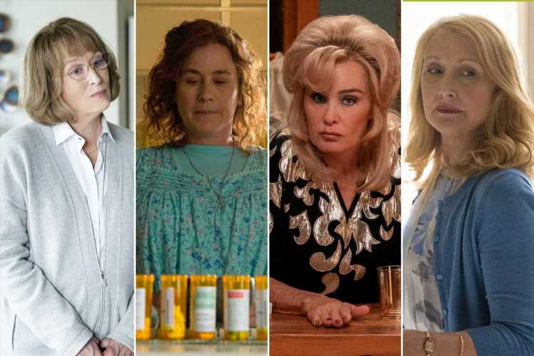 Veteran actresses deserve better roles than crazy mothers