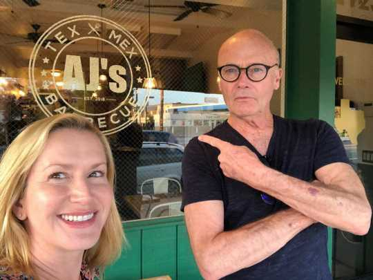 The Office Reunion! Angela Kinsey and Creed Bratton Celebrate Labor Day with 'Tipsy' Adventures