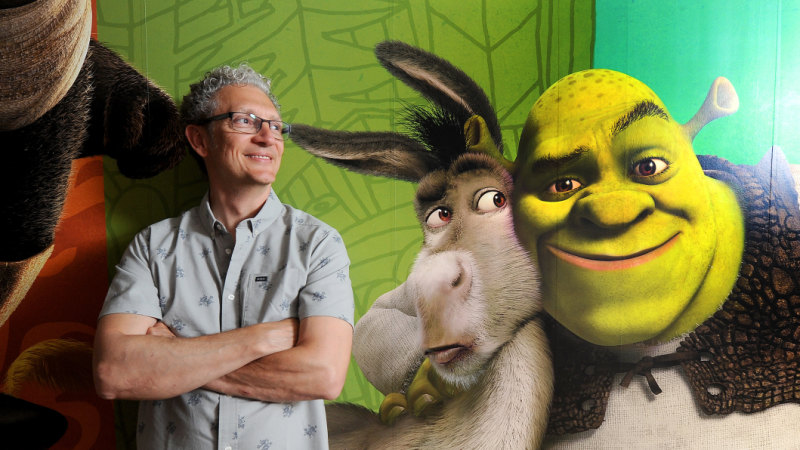 Imagine this: a behind-the-scenes journey into DreamWorks