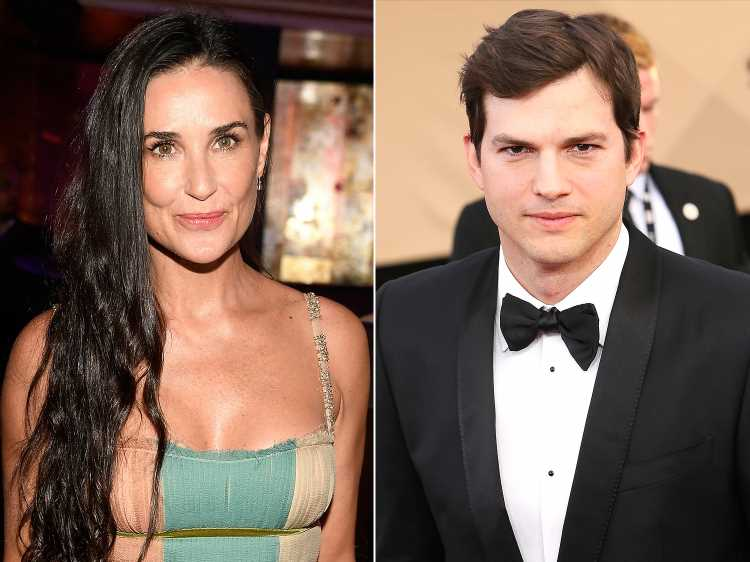 Demi Moore Says Ashton Kutcher Took a Photo of Her Drunk on the Toilet: It Was 'Shaming'