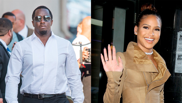 Diddy Shares Cryptic Message After Ex Cassie Marries Alex Fine: 'Keep Going'