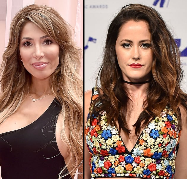 Farrah Abraham Squashes Jenelle Evans Feud: Do We Smell a Spinoff?