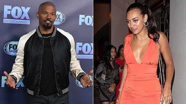 51-Year-Old Jamie Foxx Is Dating a Teenager and Everyone Is Grossed Out